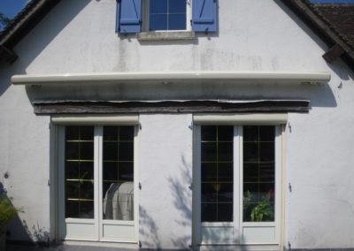 Portes-fenêtres avec petits bois