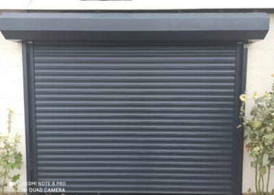 Porte de garage enroulable HORMANN