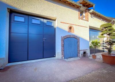 Porte garage MOOS