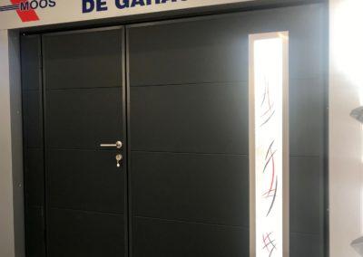 Porte de garage basculante MOOS